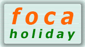 foca holiday Logo